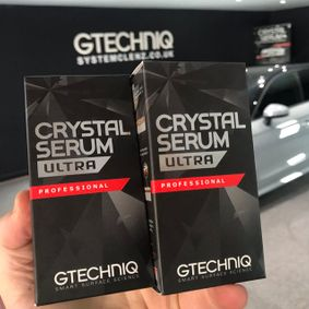 Crystal serum GTECHNIQ Wash One